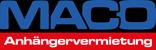 MACO Anhängervermitung Oldenburg Logo
